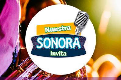 Nuestra Sonora Invita 7 de febrero 2020